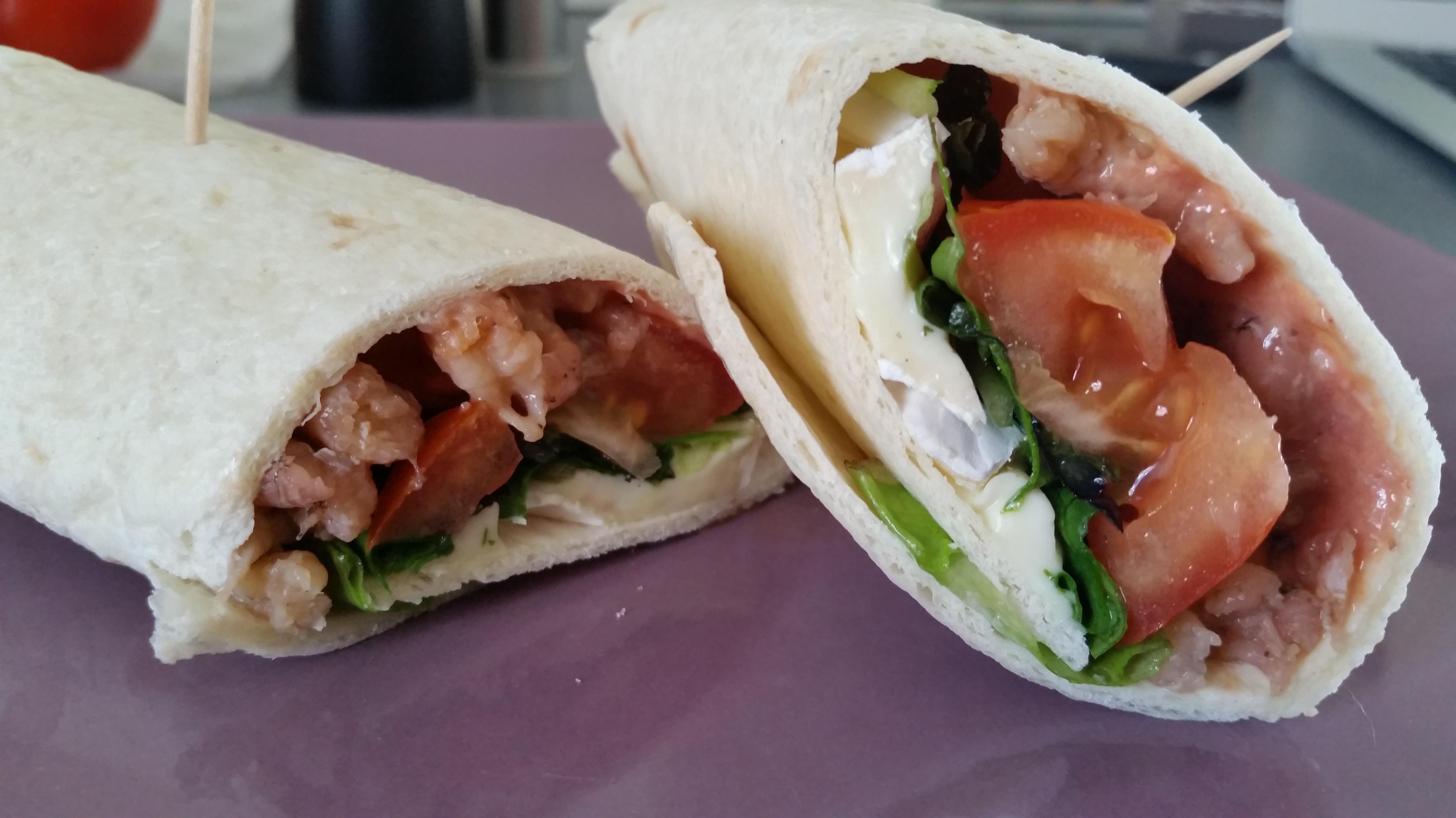Repas froid recettes de sandwichs froids with repas froid - Idee de sandwich froid ...